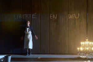 Acte III, Tableau II : Patricia Petibon (Blanche)
