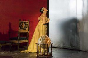 Acte II : Martina Serafin (Tosca)