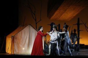 Acte III : Martina Serafin (Tosca) - Marcelo Alvarez (Cavaradossi)
