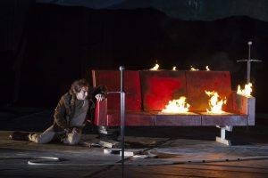 Acte III, Tableau 1 : Roberto Alagna (Lancelot)
