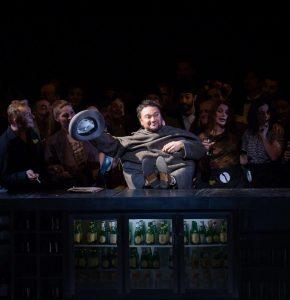 Acte I : Ramon Vargas (Hoffmann)