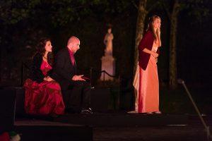 Lucia Martin-Carton (soprano), Renato Dolcini (baryton), Lea Desandre (mezzo-soprano)