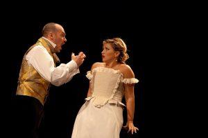 Acte II.2 : Désirée Rancatore (Lucia), Jean-Luc Ballestra (Enrico)