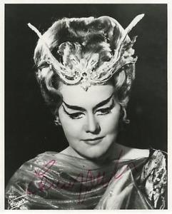 Leonie Rysanek : l'Impératrice en 1955