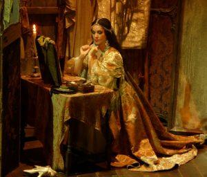 Acte I : Angela Gheorghiu (Adriana Lecouvreur)