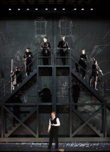 Acte II : Stanislas de Barbeyrac (Admète)