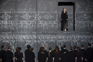 Acte I : Véronique Gens (Alceste)