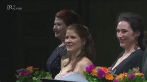 Véronique Gens (Béatrice), Rachel Frenkel (Gemma), Diana Axentii (Un Écolier)
