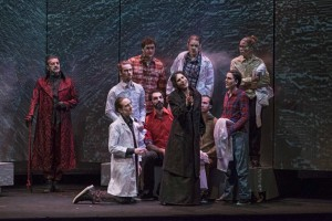 Acte I : Jean-Claude Saragosse (Don José de Santarem), Sabine Revault d'Allonnes (Maritana)