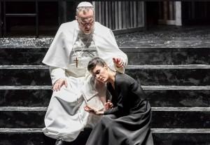 Acte IV : Roberto Scandiuzzi (Brogni), Rachel Harnisch (Rachel)