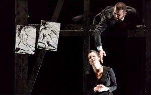 Acte I : Enea Scala (Leopold), Rachel Harnisch (Rachel)