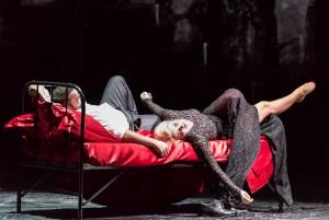 Acte III : Sabina Puértolas (Eudoxie), Enea Scala (Leopold)