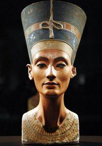 Néfertiti, buste de Berlin