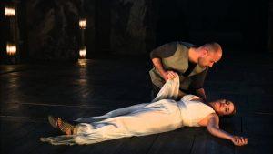 Acte III, Scène 1 : Bejun Mehta (Orfeo), Eva Liebau (Euridice)
