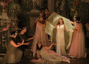 Acte II, Scène 2 : Eva Liebau (Euridice)